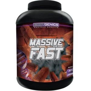 Massive Fast Bodygenics