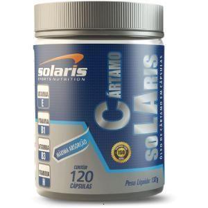Óleo de Cártamo Solaris Nutrition