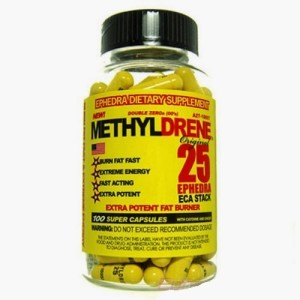 Methyldrene 25
