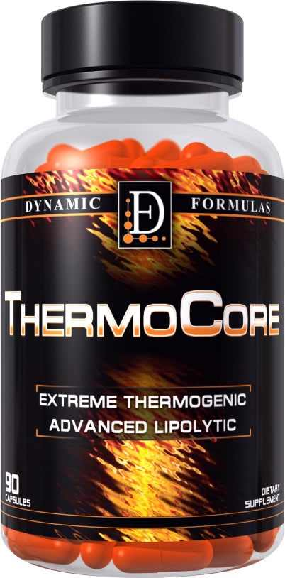 ThermoCore Dynamic Formulas