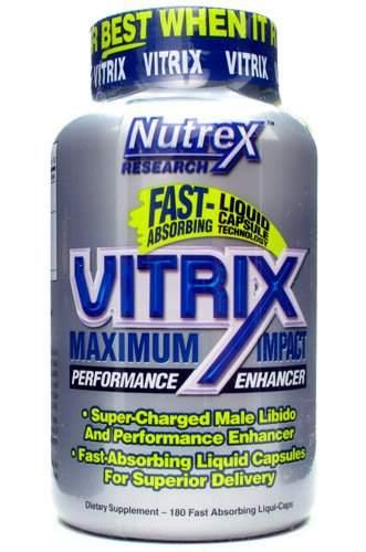 vitrix nutrex