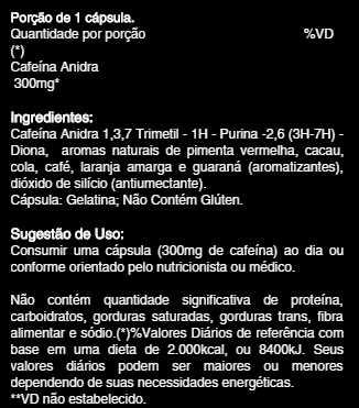 Composição Oxydrene HPI Sport Nutrition