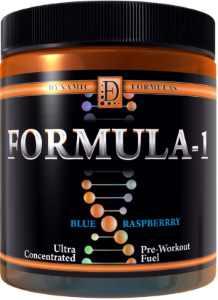 Formula-1 Dynamic Formulas