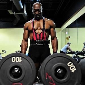 Fisiculturismo aos 70 anos
