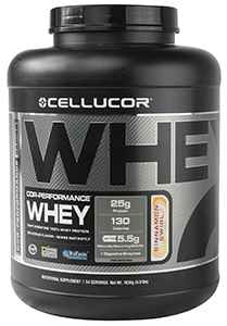Whey Protein Cor Performance Cellucor Suplemento