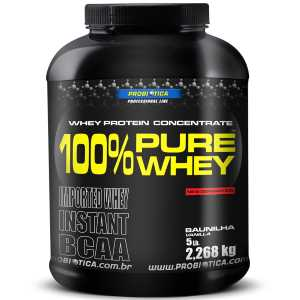 100% Pure Whey Protein Probiótica