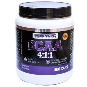BCAA 4:1:1 Bodygenics