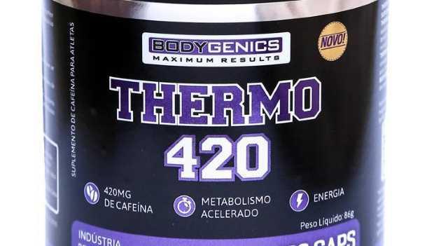Thermo 420 Bodygenics