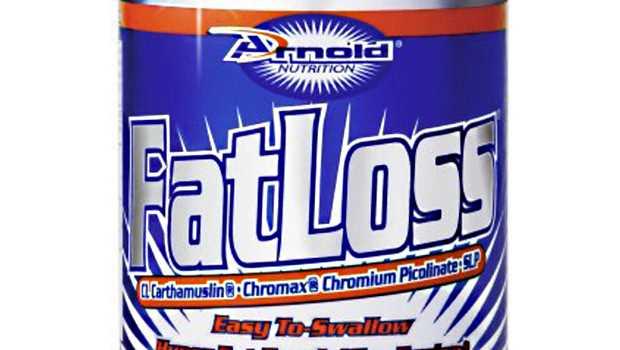 FatLoss Arnold Nutrition
