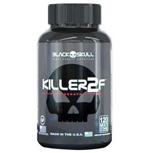 Killer2F Black Skull