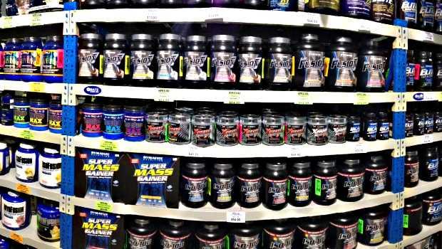 Os melhores suplementos para ganhar massa muscular