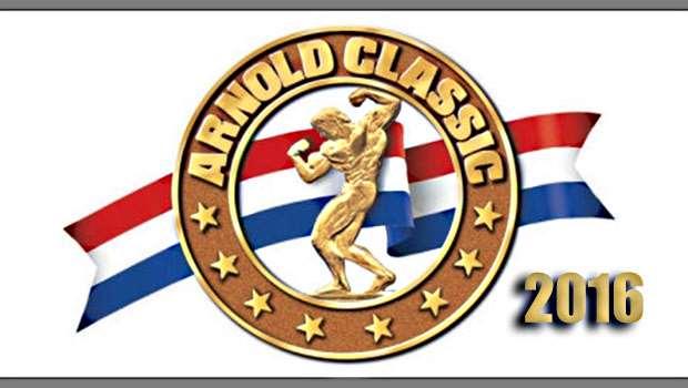 Arnold Classic Brasil 2016