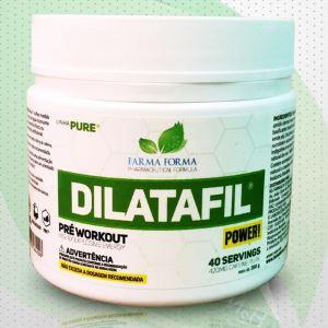 Dilatafil é bom