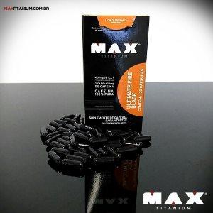 Ultimate Fire Black Max Titanium