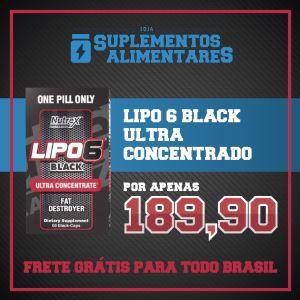 banner lipo 6 black ultra concentrado loja suplementos alimentares