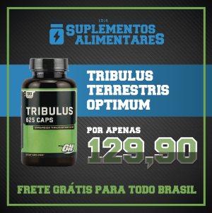 banner tribulus terrestris loja suplementos alimentares