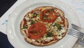 Receita de Pizza de Aveioca