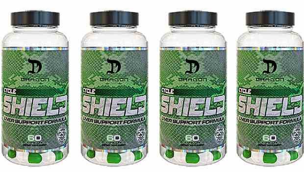Cycle Shield Dragon Pharma