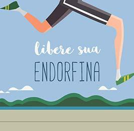 Algumas formas de liberar endorfina no dia a dia