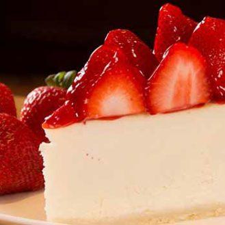 Receita de Cheesecake Hiperproteico